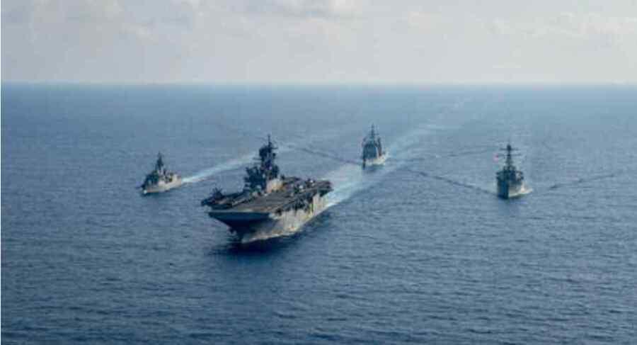¿Qué está pasando realmente entre China y Estados Unidos en el Mar de China Meridional?