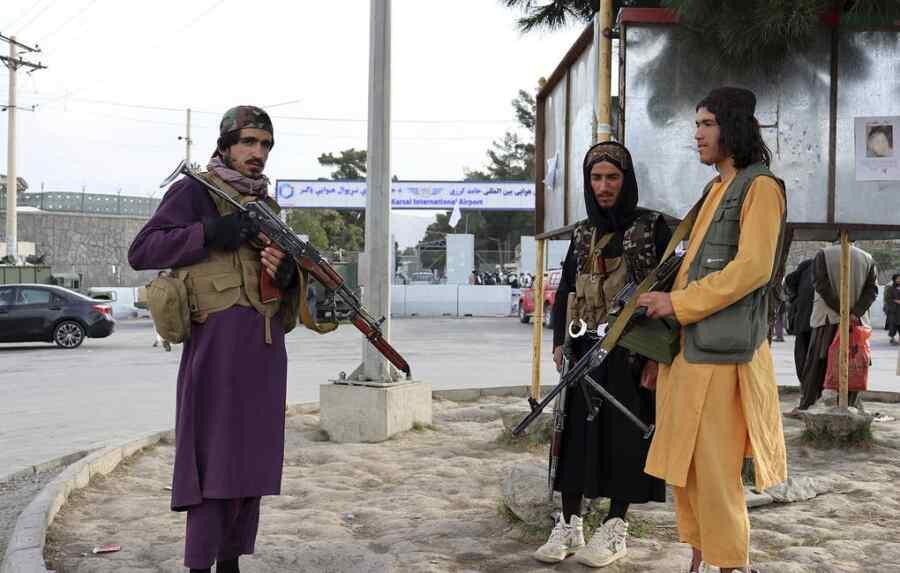 Cuatro secuestradores fueron ejecutados públicamente en Afganistán