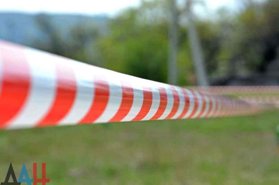 Una explosión ocurrió en el depósito de petróleo en Donetsk producto de un artefacto explosivo arrojado desde un dron ucraniano