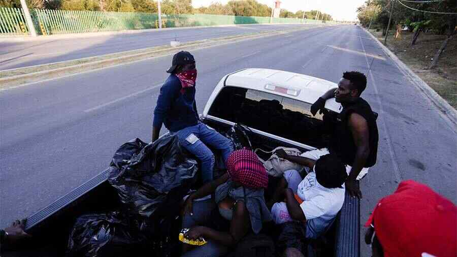 Experto explicó la afluencia de migrantes de Haití a Estados Unidos