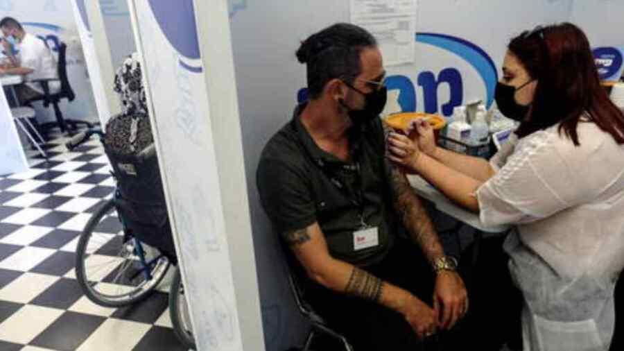 """Esto es la vida a partir de ahora """": El zar del coronavirus de Israel advierte a la gente que se prepare para una"""" cuarta inyección """"de la vacuna Covid"""