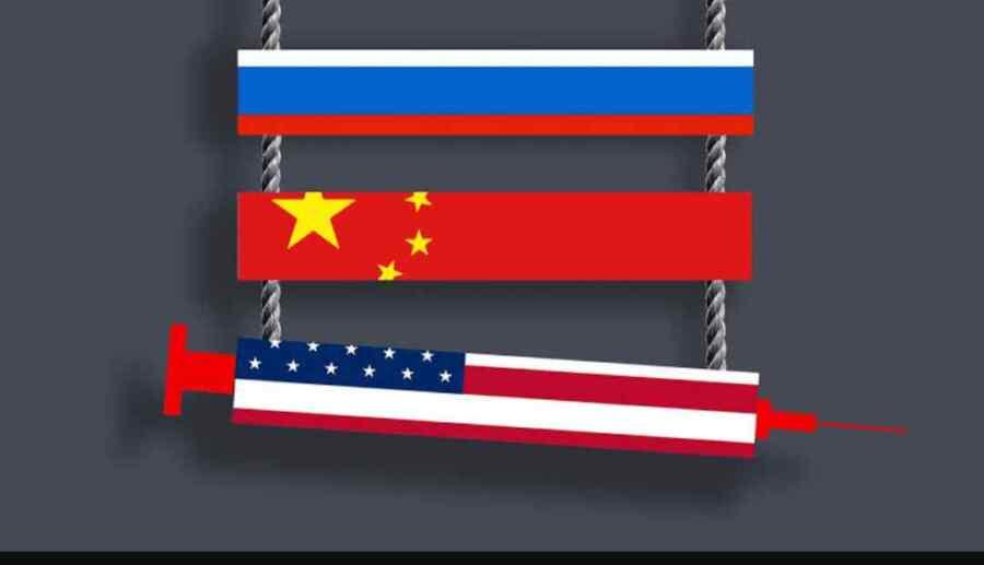 Estados Unidos planea invitar a Rusia y China a una cumbre internacional sobre la pandemia