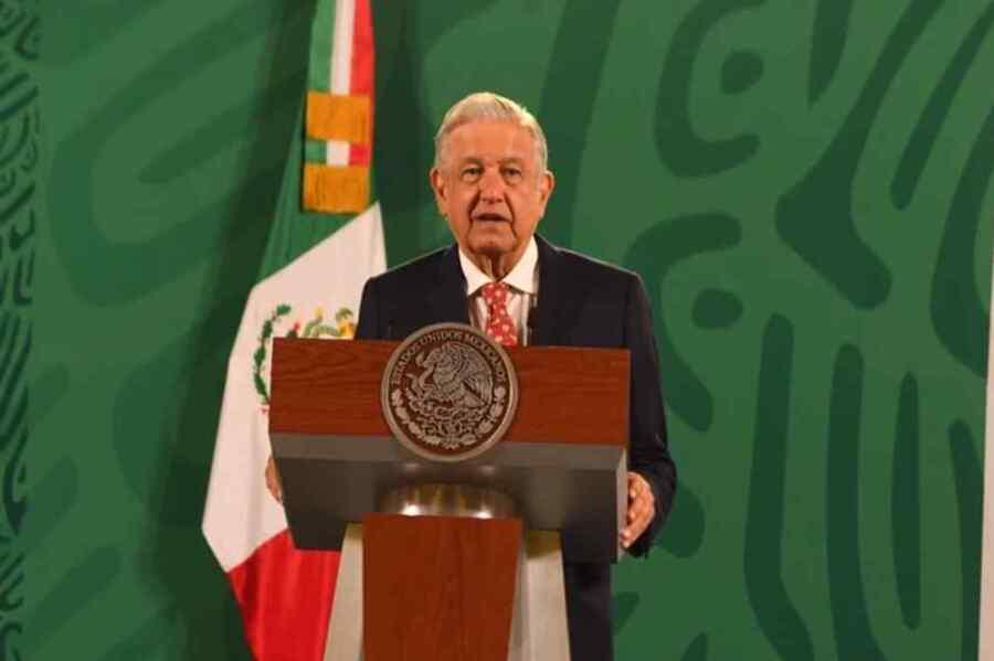 "Es ""Inmoral e indigno"" que el PRI amenace a Quirino Ordaz si acepta ser embajador en España: Presidente de México AMLO"