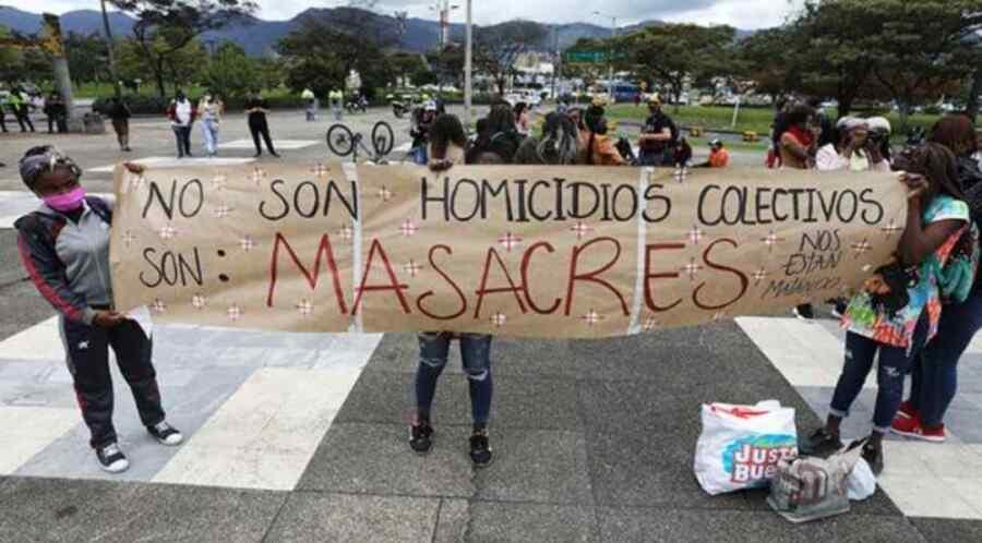 Más de 600 ambientalistas han sido asesinados en Colombia desde el acuerdo de paz