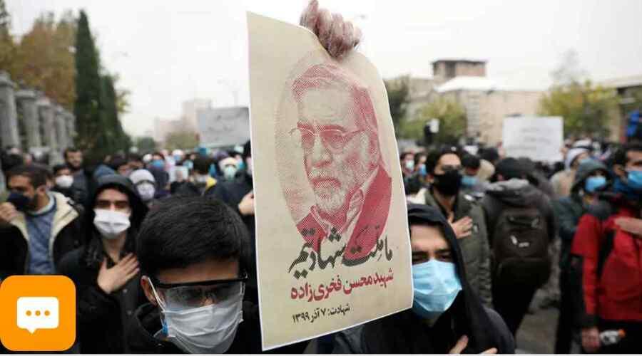 Principal científico nuclear de Irán fue asesinado por un robot armado en una operación planificada desde hace mucho tiempo