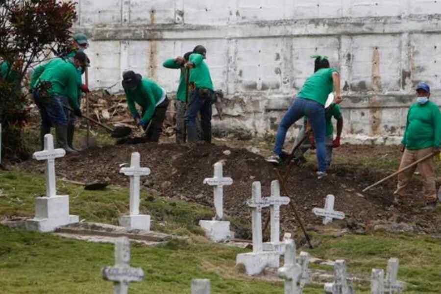 Indican proteger los sitios en Colombia con los cuerpos de los desaparecidos