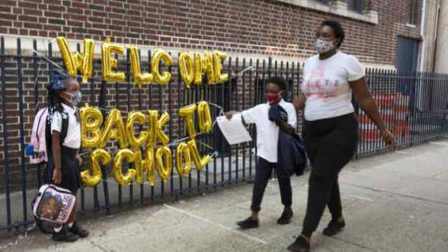 Juez de la ciudad de Nueva York bloquea el mandato de vacunas obligatorias escolares a medida que se acerca la fecha límite