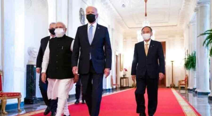 Joe Biden organiza la primera cumbre cuádruple para acelerar la Guerra Fría contra China