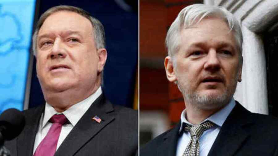 La CIA estaba lista para librar un tiroteo en las calles de Londres contra los agentes de Rusia para asesinar o arrebatarles a Assange, afirma un informe explosivo