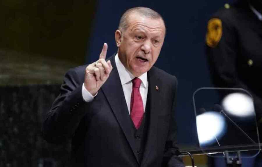 Erdogan dice que Turquía quiere que los militares estadounidenses abandonen Siria e Irak después de la retirada de Afganistán