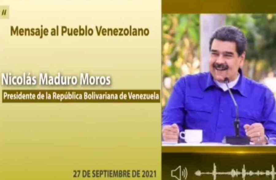 Presidente de Venezuela insiste en la prevención ante el Covid-19