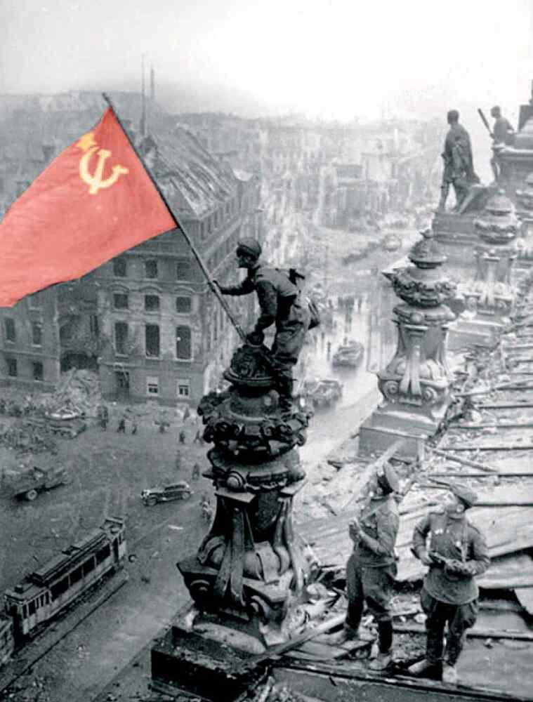 Los parlamentarios de la RPD introdujeron cambios en la ley de perpetuación de la Victoria del Pueblo Soviético en la Gran Guerra Patria (1941-1945)