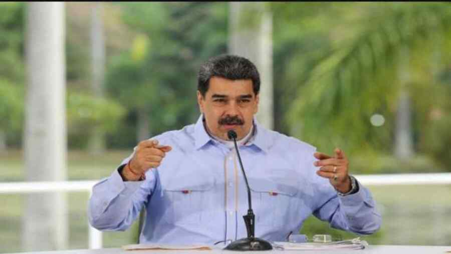Pueblos originarios de Venezuela ratifican lealtad a Maduro Pueblos originarios de Venezuela ratifican lealtad al presidente Maduro