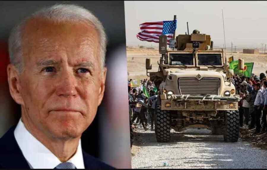 Joe Biden renueva la orden ejecutiva de emergencia nacional de Estados Unidos sobre Siria