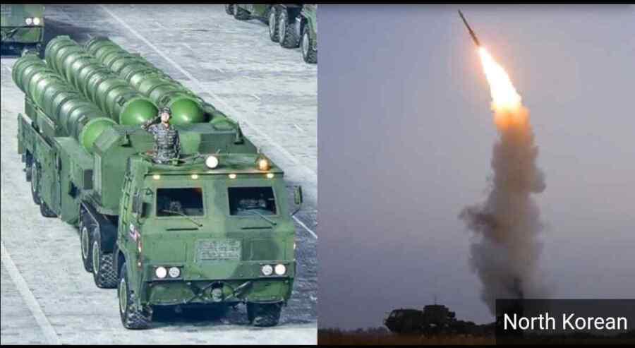 """Corea del Norte finalmente revela el disparo de prueba del nuevo sistema de defensa aérea """"similar al S-400"""" de Rusia"""