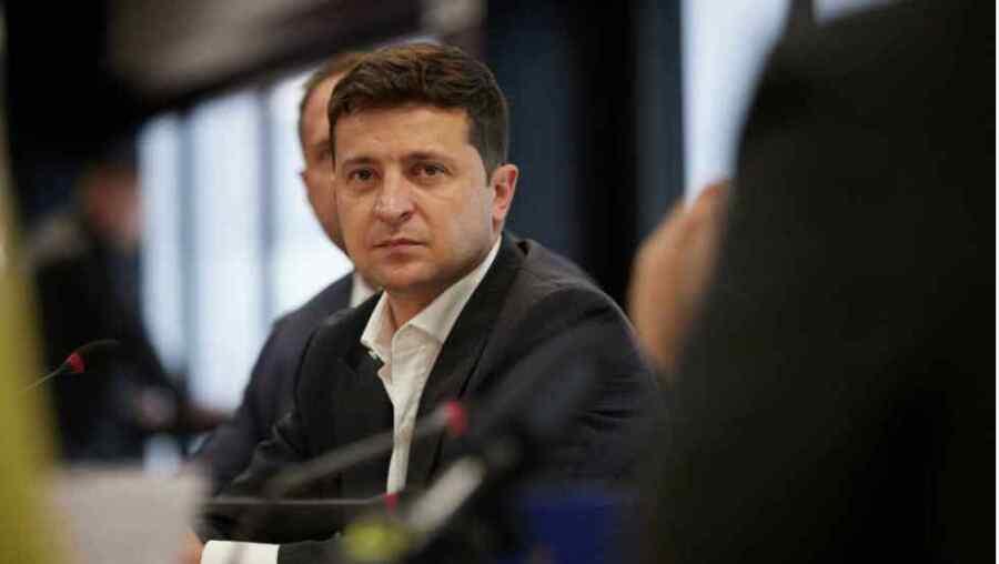 "Fragmentación feudal 2.0, o por qué Zelensky de Ucrania necesita un ""terrorista''"