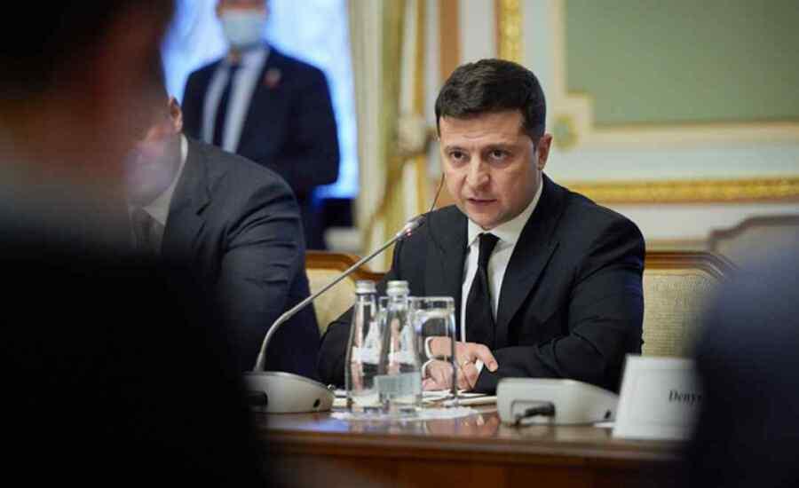 Uno de los principales temas de la cumbre fue la coordinación de Ucrania y la Unión Europea por la paz en Donbass