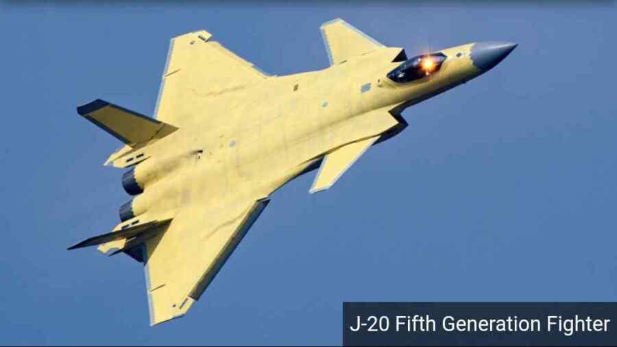 Fuentes estadounidenses afirman que China podría tener más de 150 cazas furtivos J-20 en servicio a medida que se expande la producción, ¿es posible?