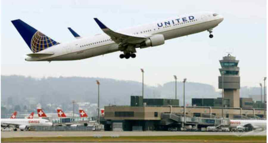 Mandato de la vacuna obligatoria del Covid-19 de United Airlines es detenido por un juez federal de Texas después de que 6 trabajadores exigieran una exención