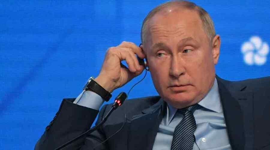 Presidente Putin: La contracción del precio del gas en Europa es causada por fallas sistémicas y los socios no deberían intentar culpar a Rusia