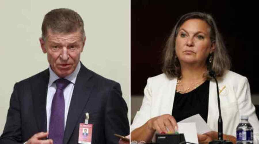 Kremlin dice que Estados Unidos y Rusia acuerdaron que Ucrania debe otorgarle a Donbass un estatus autónomo especial