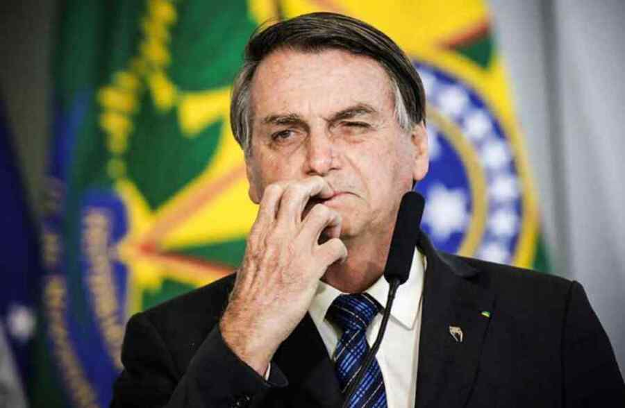 Bolsonaro de Brasil descartó vacunarse contra la Covid-19