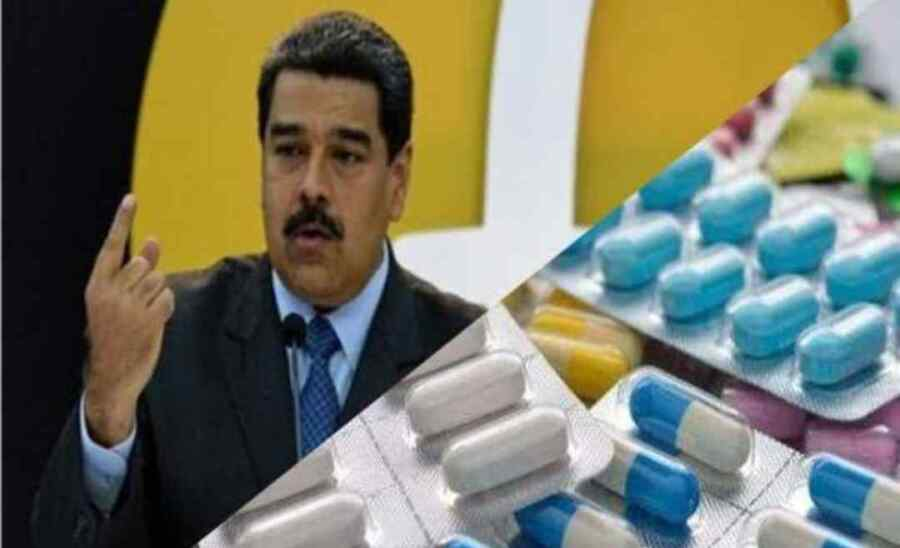 Presidente Maduro de Venezuela exhorta a potenciar la exportación de medicinas